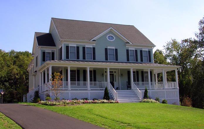 Design By Heather Davis For Cedar Creek Custom Homes Inc