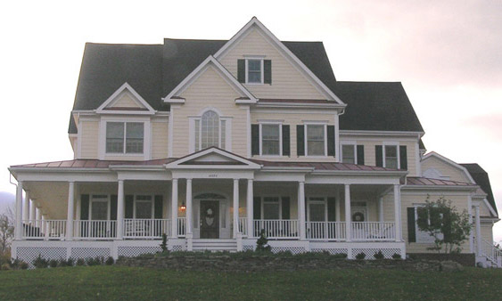 custom home builder harrisonburg virginia